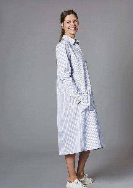 Sofie D'Hoore Dally Dress - Sky Stripe