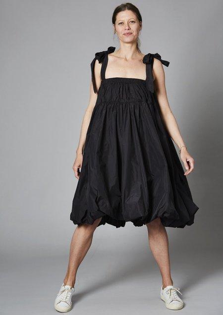 Les Filles d'Ailleurs Dress - Black Dots