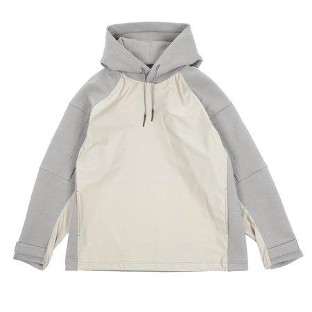 N.hoolywood Hooded Sweatshirt - Gray