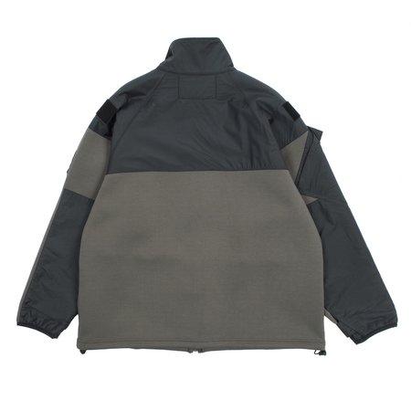 N.hoolywood Pocket Blouson - Charcoal/Black