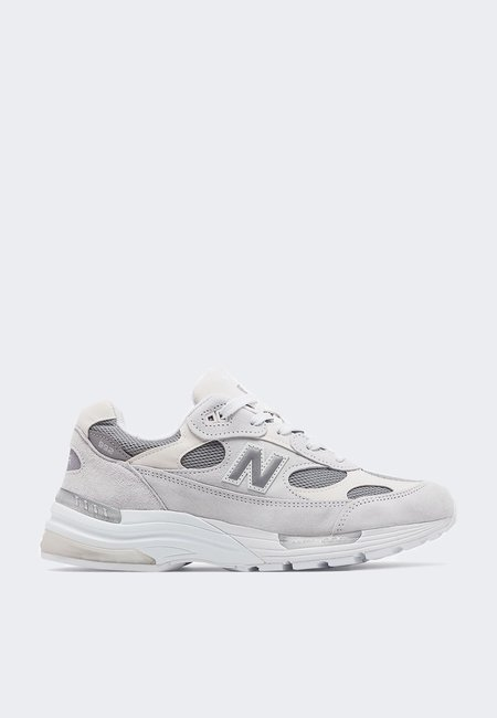 UNISEX New Balance M992NC Made In USA - white/nimbus cloud