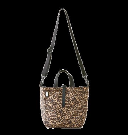 Lambertson Truex Small Harrison NYLON SPORT Tote - Leopard