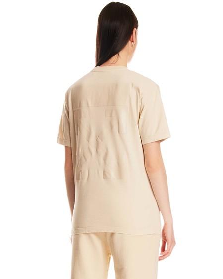 Off-White Logo T-Shirt - beige