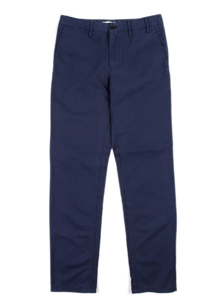 Norse Projects Aros Light Twill Navy