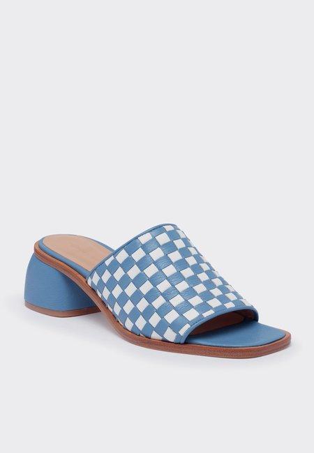 Paloma Wool Chess Sandals - Sky Blue