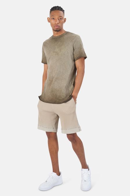 Cotton Citizen Jagger T-Shirt - Taupe Dip