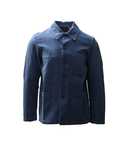 Vetra  Moleskin Work Jacket - Tungsten