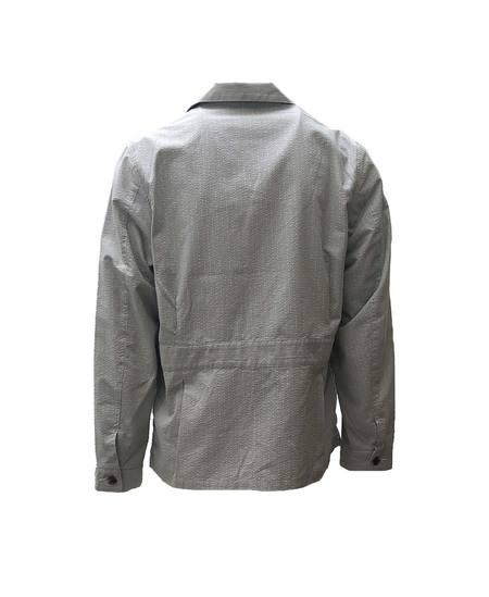 Fujito Work Jacket - Sax