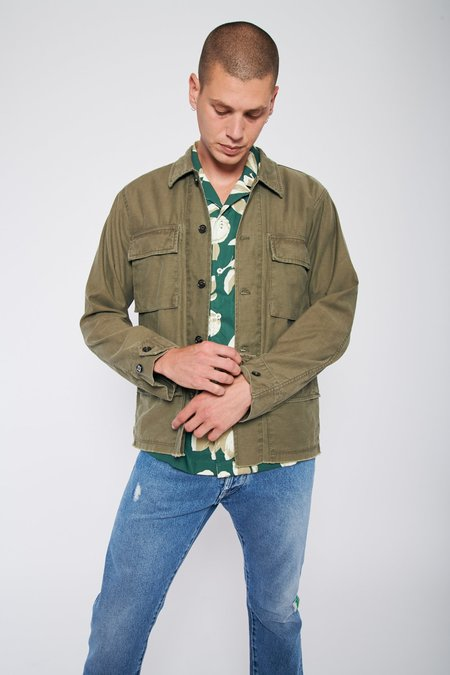 PRESIDENTS Salvation Jacket - ARMY GREEN