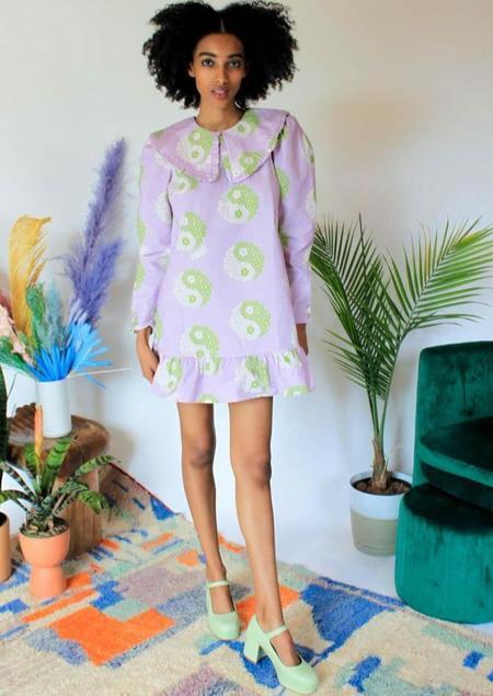 Lisa Says Gah Diana Frock Mini Dress