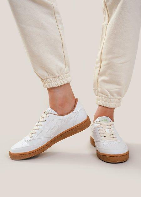 Unisex Saye Vegan Modelo '89 Sneaker - Caramel