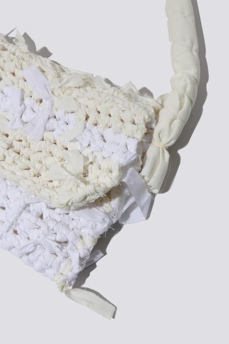 Andrea Dyrstad  Alter Bag - Creme