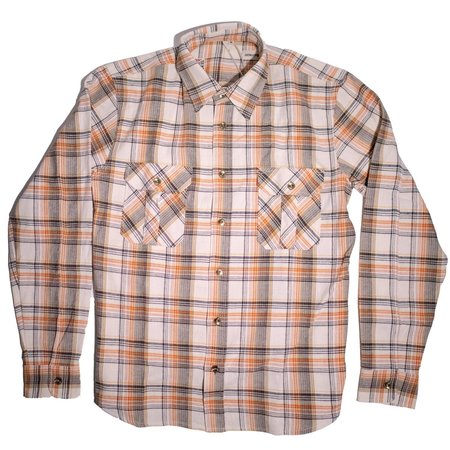 Indigofera Walton Check Flannel Shirt