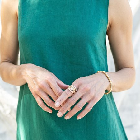 Siri Hansdotter Aura Cuff Bracelet