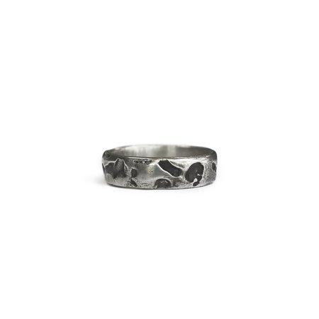 Siri Hansdotter Lava Band Ring