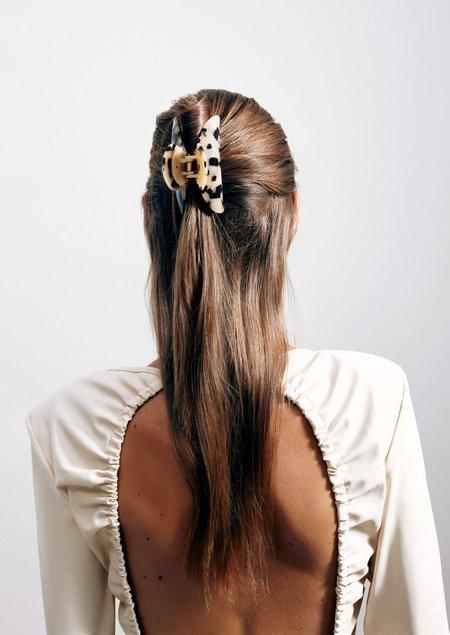 Machete Grande Hairloom Claw - Malachite