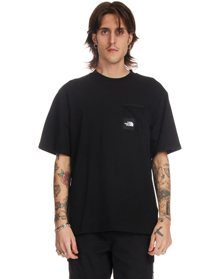 The North Face T-shirt with Pocket - Black