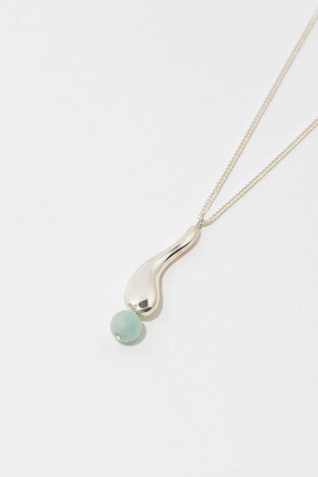 Yuun Jing Necklace - Silver