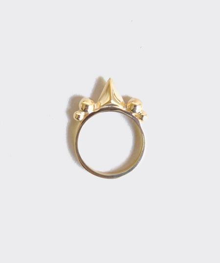 Meadowlark Jewellery Thorn Ring