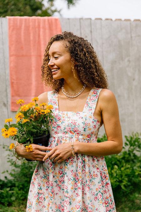 Plante Rosie Dress - Bouquet Floral