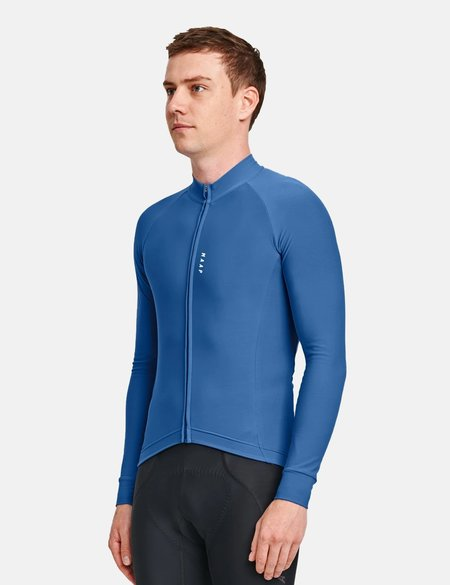 MAAP Training Long Sleeve Jersey top - Blue