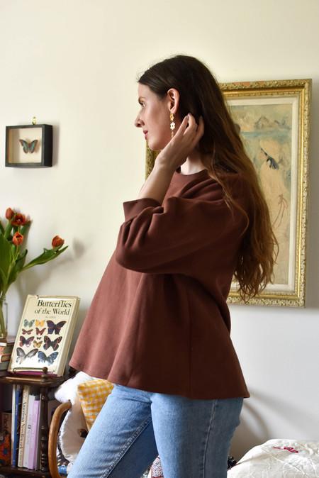 Ursa Minor Leona Sweatshirt - Rose Bisque