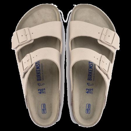 UNISEX Birkenstock Arizona Soft Footbed Regular Desert Soil sandals - Sandcastle