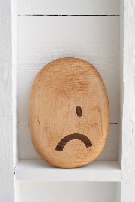 Furlough Wood Co. Sad Boy Board No. 4