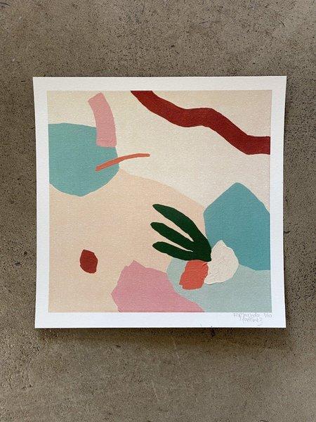 Fernanda Martinez Seaside Collection #1 Limited Edition Art Print