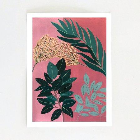 Fernanda Martinez Uptown Art Print