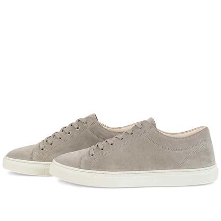ETQ Lt 01 Premium Suede Sneakers - Ash