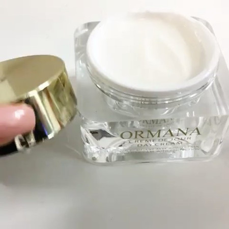 Ormana Day Cream with SPF protection