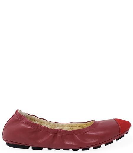 Madison Maison By Fashion Moda Ballet - Red