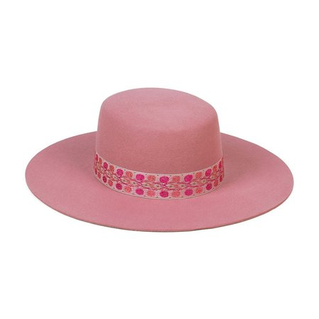 Lack Of Color The Sierra Hat - Rose