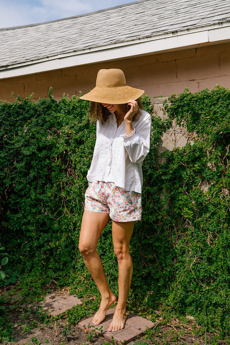 Plante Laila Shorts - Bouquet Floral