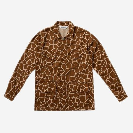3Sixteen BDU Jacket - Giraffe Camo Print