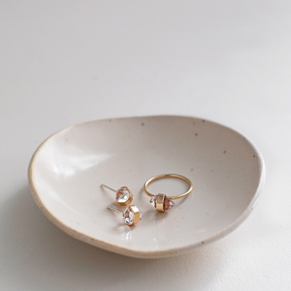 Onata HERKIMER DIAMOND EARRINGS