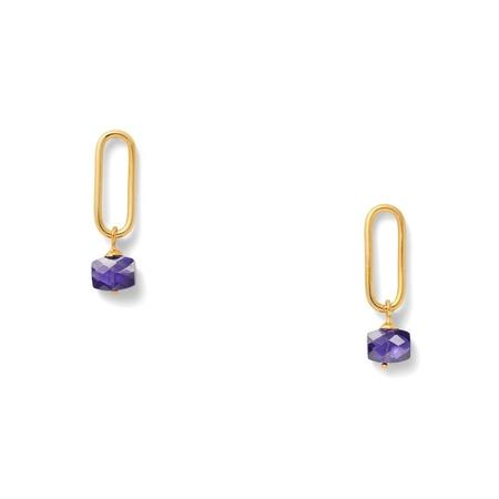 CC & CO by Catherine Canino Prince's Earrings - 14 karat gold