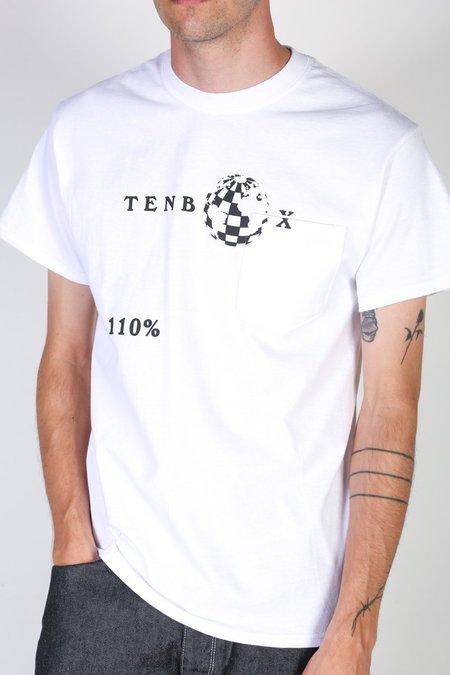 Tenbox Tokyo Tee - White
