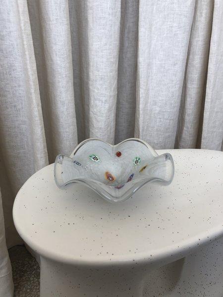 Pre-Loved Ri-Ri-Ku MILLEFIORI GLASS BOWL