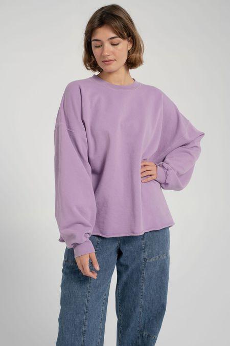 Rachel Comey Fonder Sweatshirt - Lilac