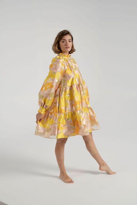 Stine Goya Jasmine Dress - Distortion