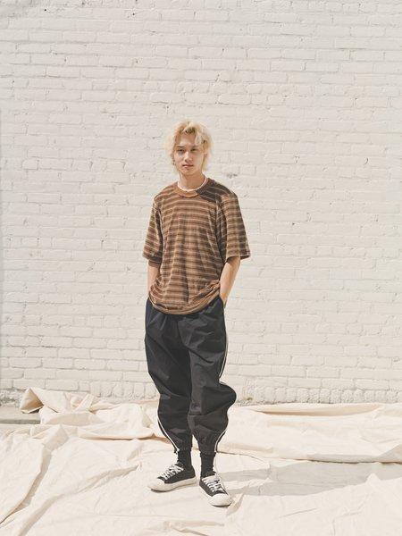 Camiel Fortgens Cotton Research Track Pants - Black