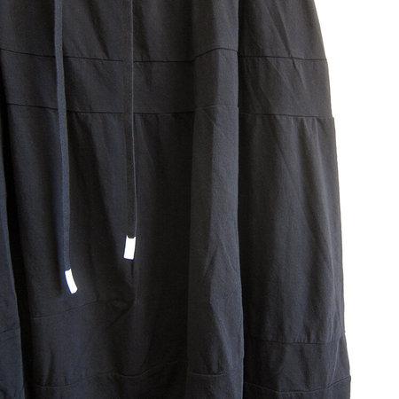 Rundholz Black Label pima cotton skirt - black