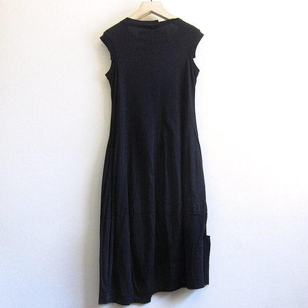 Rundholz Black Label cotton dress - black