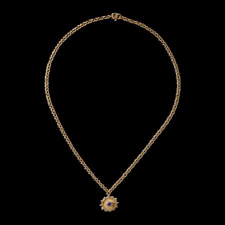 Montserrat New York The Mirador Necklace - 18k gold plated