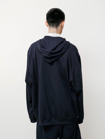Camiel Fortgens Hooded Sweatshirt - Jersey Dark Blue