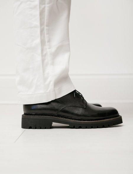 Our Legacy Uniform Commando Army Grain Shoes - Black
