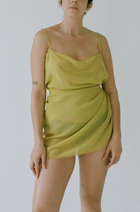 Vincetta Silk Slip Dress