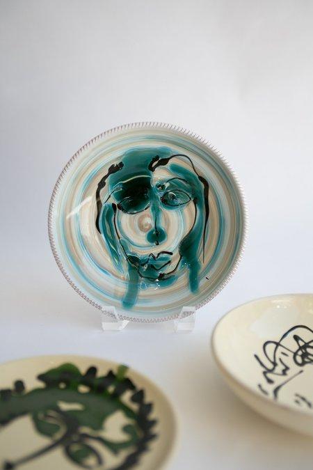 WOLF & GYPSY VINTAGE Fasano Face Pasta Bowl